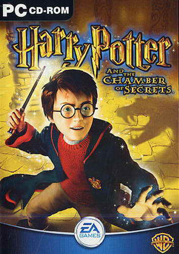 哈利波特:消失的密室.Harry Potter and the Chamber of Secrets