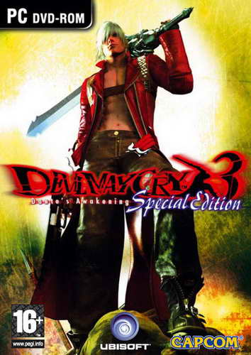 鬼泣 3 特别版.Devil May Cry 3 Special Edition