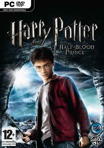 哈利·波特与混血王子.Harry Potter and the Half-Blood Prince